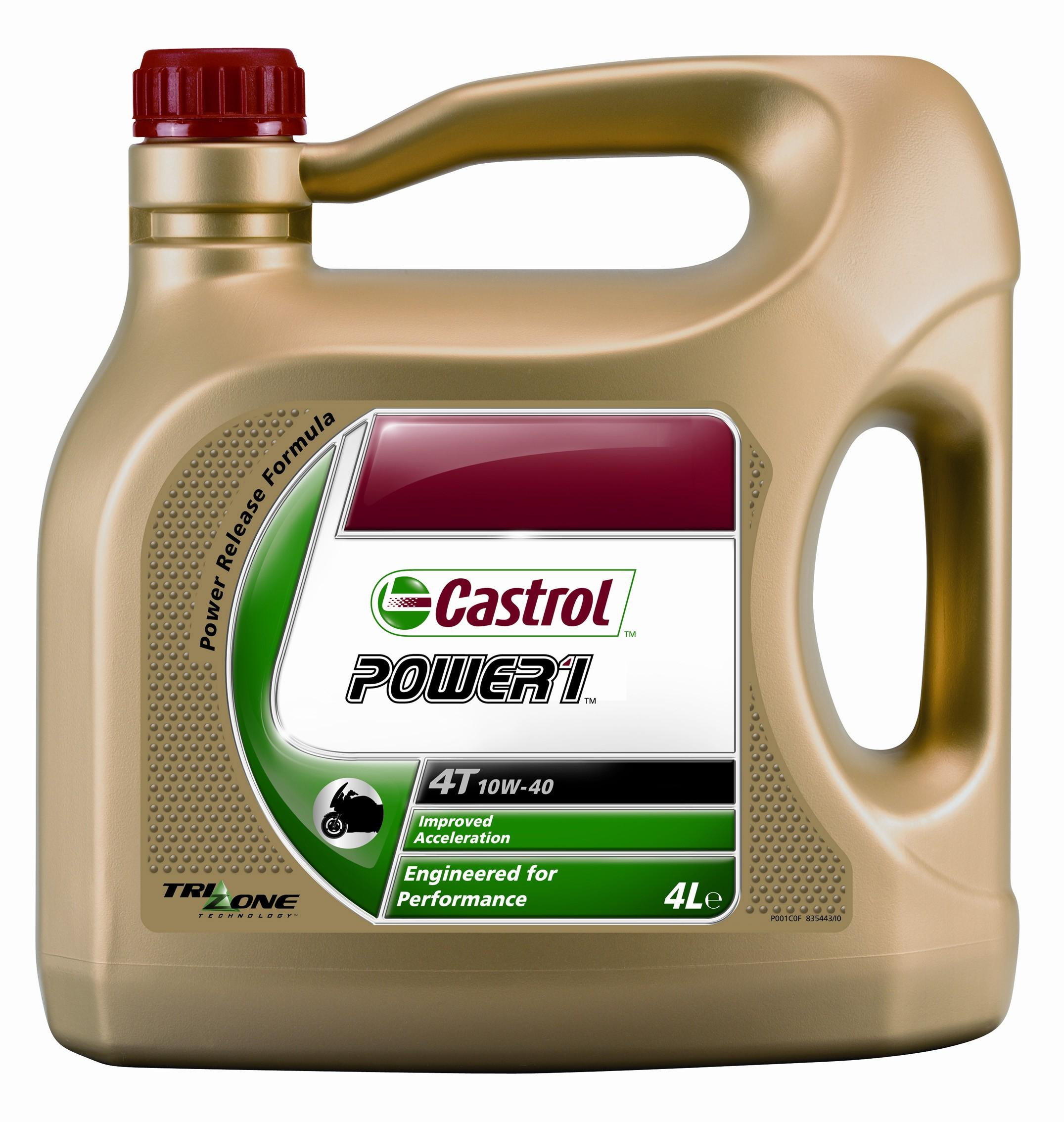 Castrol Power1 Delsynt. 10W40 4L